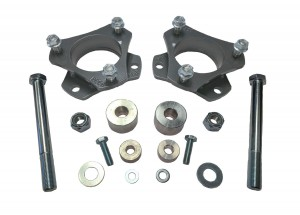"""MAXTRAC F 2.5"""" 05-16 TOYOTA TACOMA / FJ / 4RUNNER 4WD, 2.5"""" STRUT SPACER WITH DIFFERENTIAL DROP"""