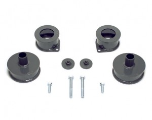 "MAXTRAC F 2.5"" / 1.5"" 2.5"" FRONT LIFT / 1.5"" REAR LIFT KIT"