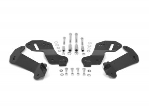 "MAXTRAC F  CASTER CORRECTION BRACKETS, WORKS WITH 2.5-5"" LIFTS"