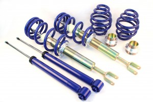 Solo Werks S1 Coilover - VW (B5 B5.5) Passat 1996-2005 2WD Sedan and Wagon